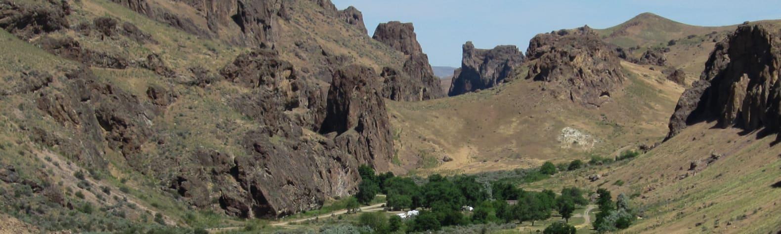 Succor Creek State Natural Area