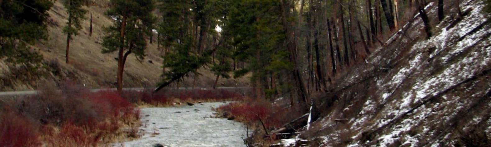 Ukiah-Dale Forest State Scenic Corridor
