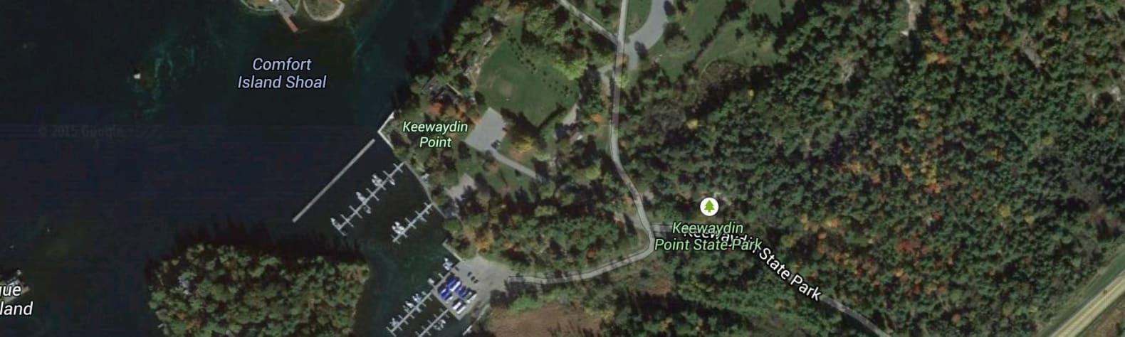 Keewaydin State Park