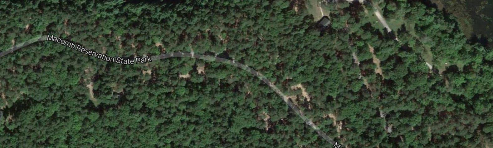 Macomb Reservation State Park