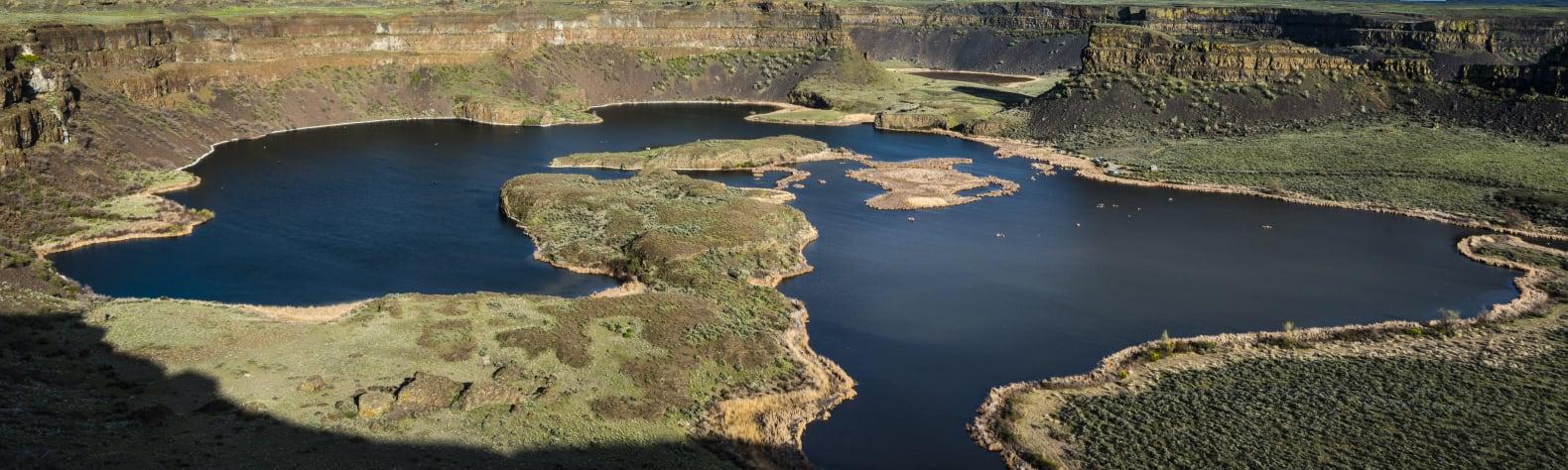 Sun Lakes-Dry Falls State Park