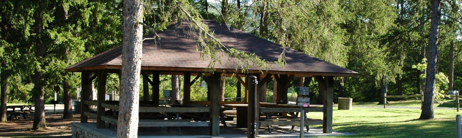 Greenwood Furnace State Park