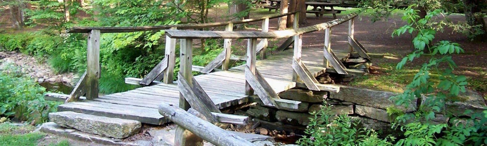 Mashamoquet Brook State Park