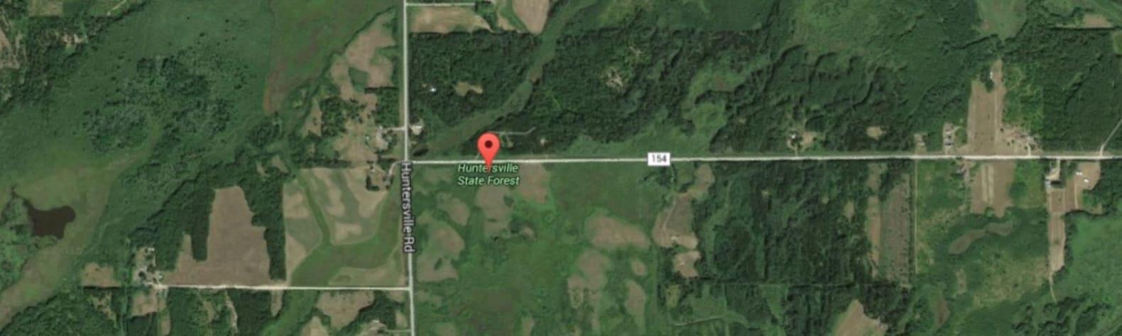 Huntersville State Forest