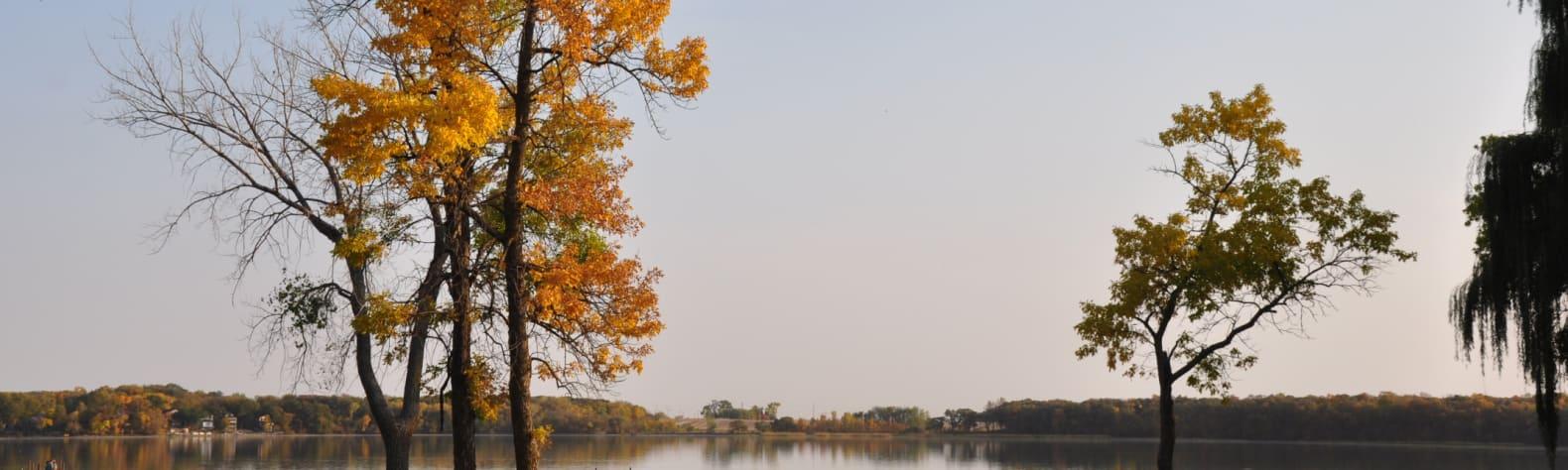 Clear Lake State Park Iowa