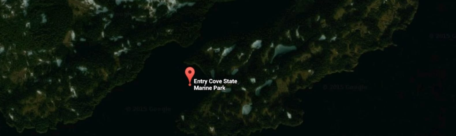 Entry Cove State Marine Park