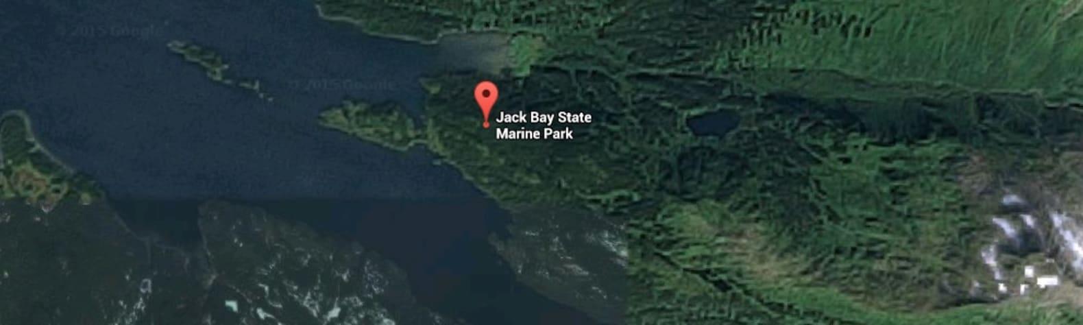 Jack Bay State Marine Park