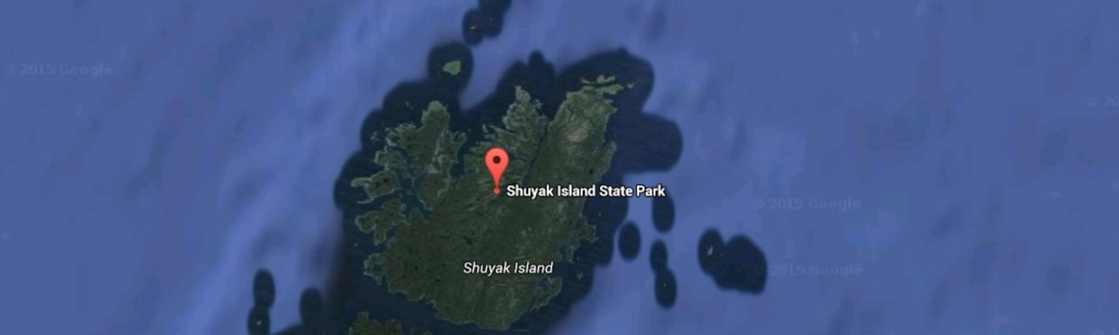 Shuyak Island State Park