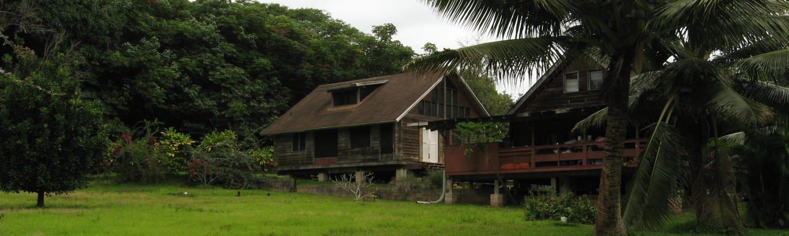Ahupuaʻa ʻO Kahana State Park