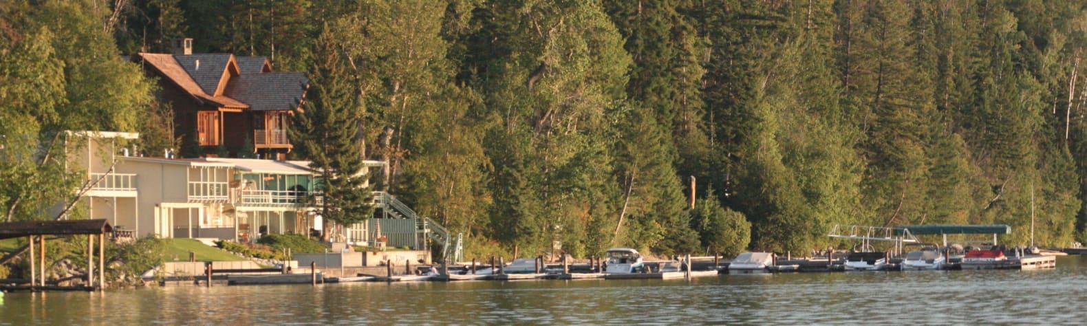 Flathead Lake State Park - Yellow Bay Unit
