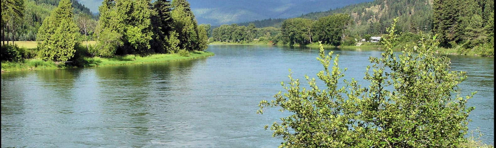 Libby Dam and Lake Koocanusa Park