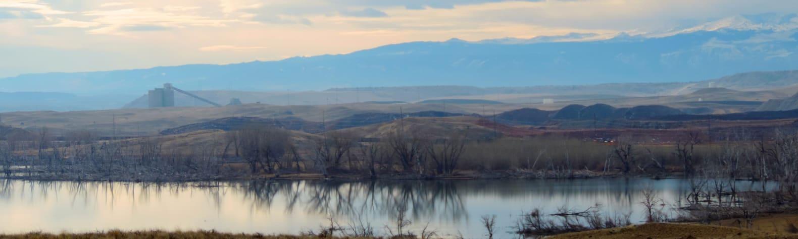 Tongue River Reservoir State Park