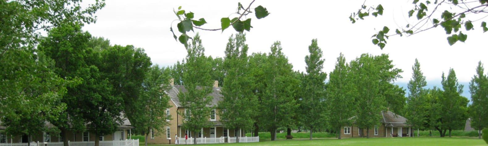 Fort Sisseton Historic State Park