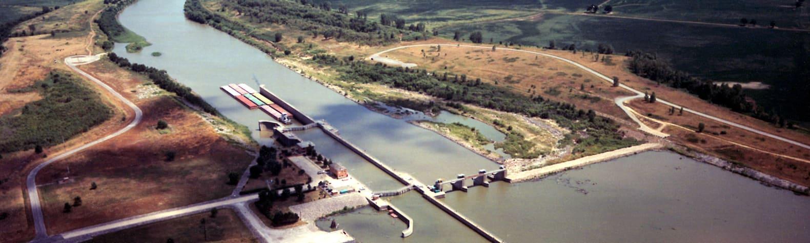 Arkansas River - Newt Graham Pool