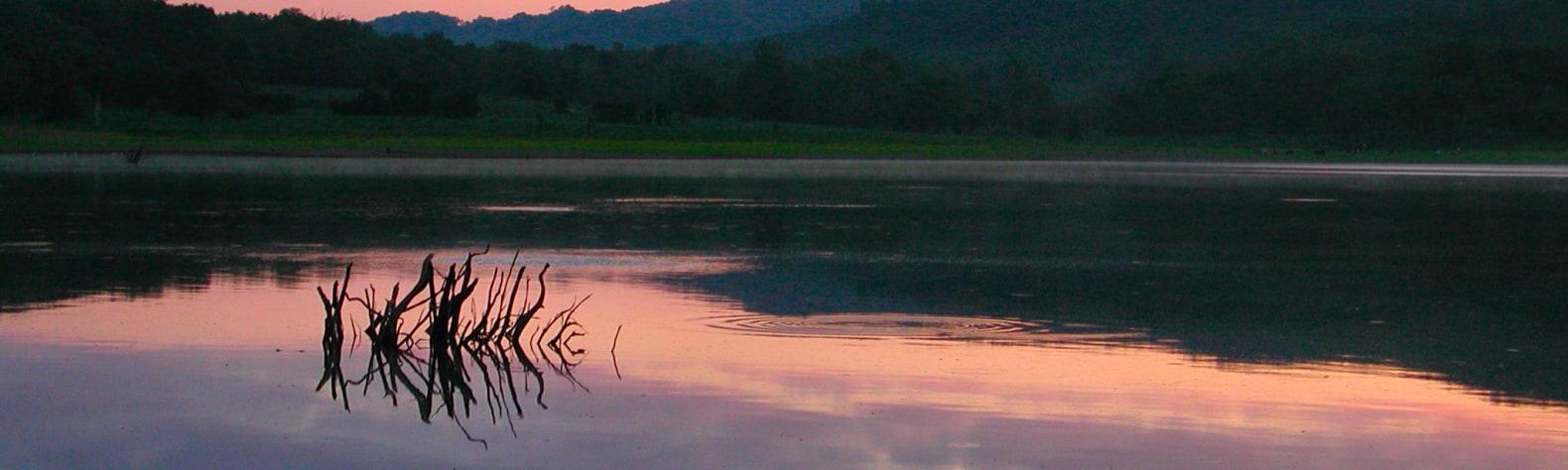 Tenkiller Ferry Lake