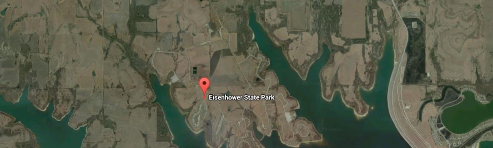 Eisenhower State Park KS
