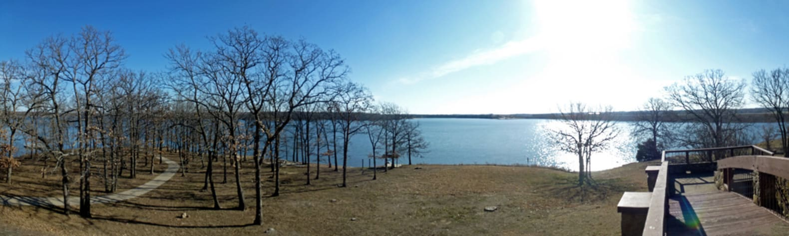 Pearson-Skubitz Big Hill Lake