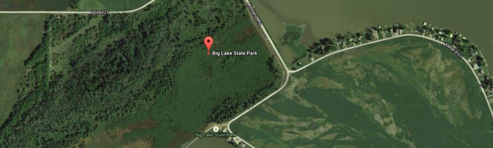 Big Lake State Park