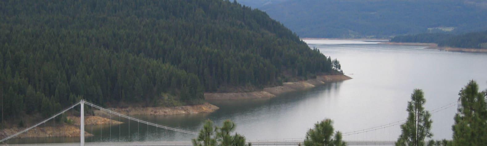 Dworshak Reservoir