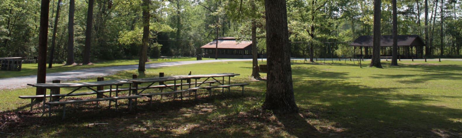 Chickasaw State Park AL