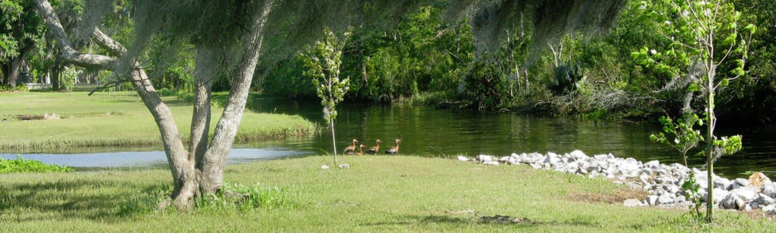 Fairview Riverside State Park