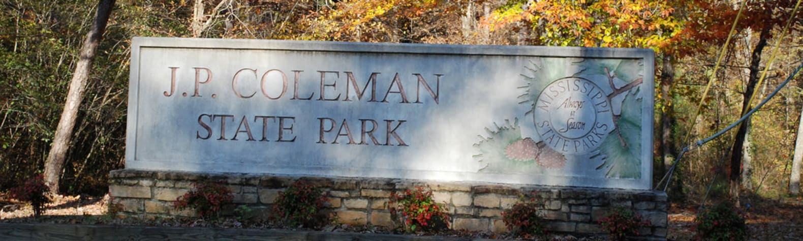 J.P. Coleman State Park