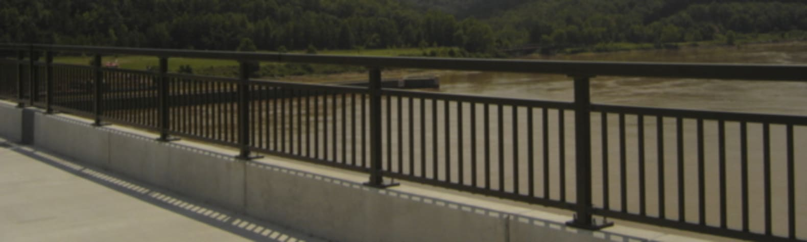 Arkansas River - Murray Lock and Dam