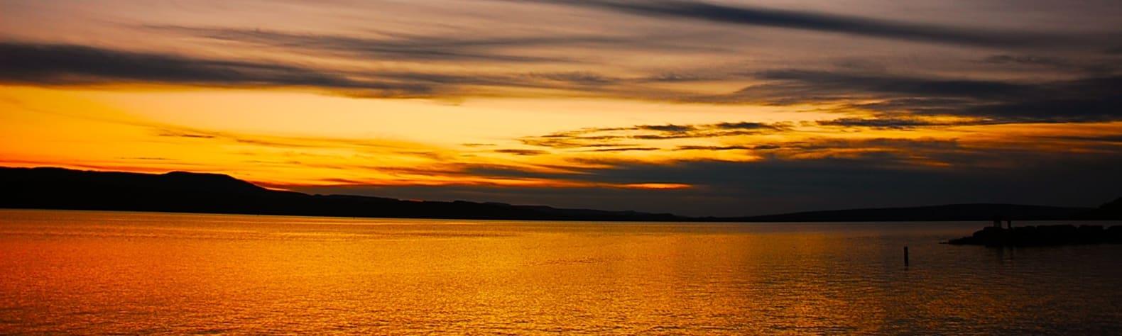 Dardanelle Lake