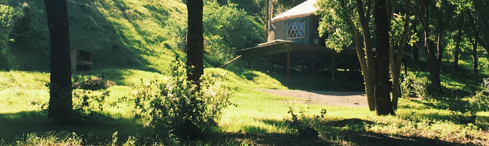 Glorious, private, nature retreat in Santa Barbara!