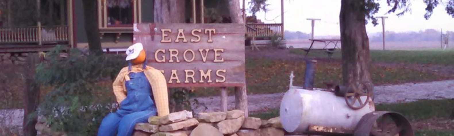 East Grove Farms Winery and Vineyard