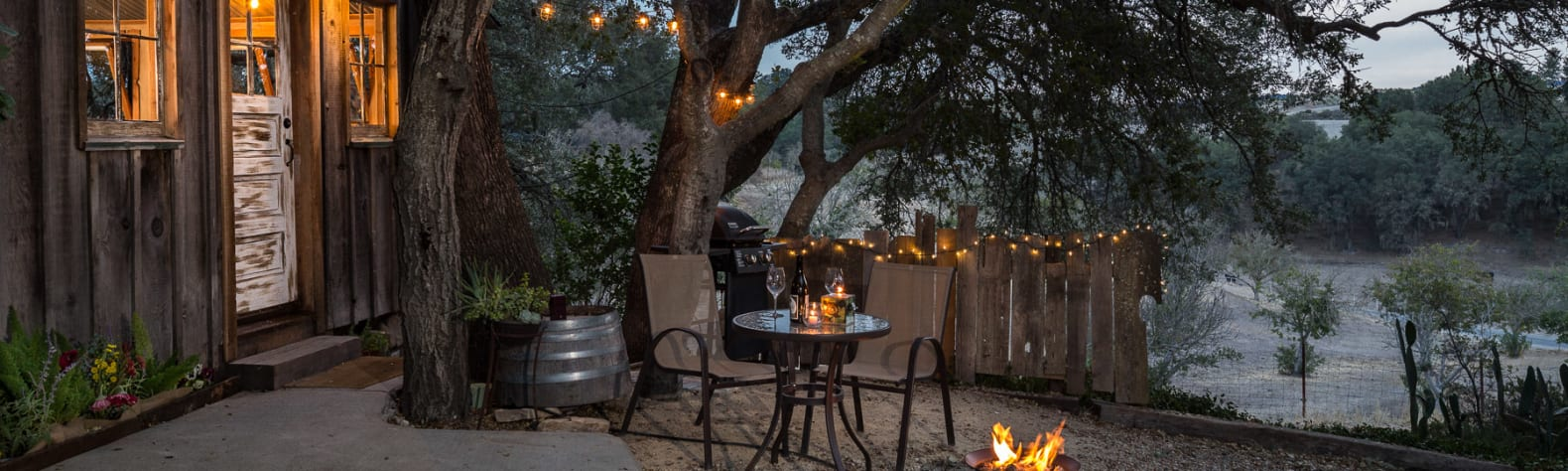 Wine Country Glamping