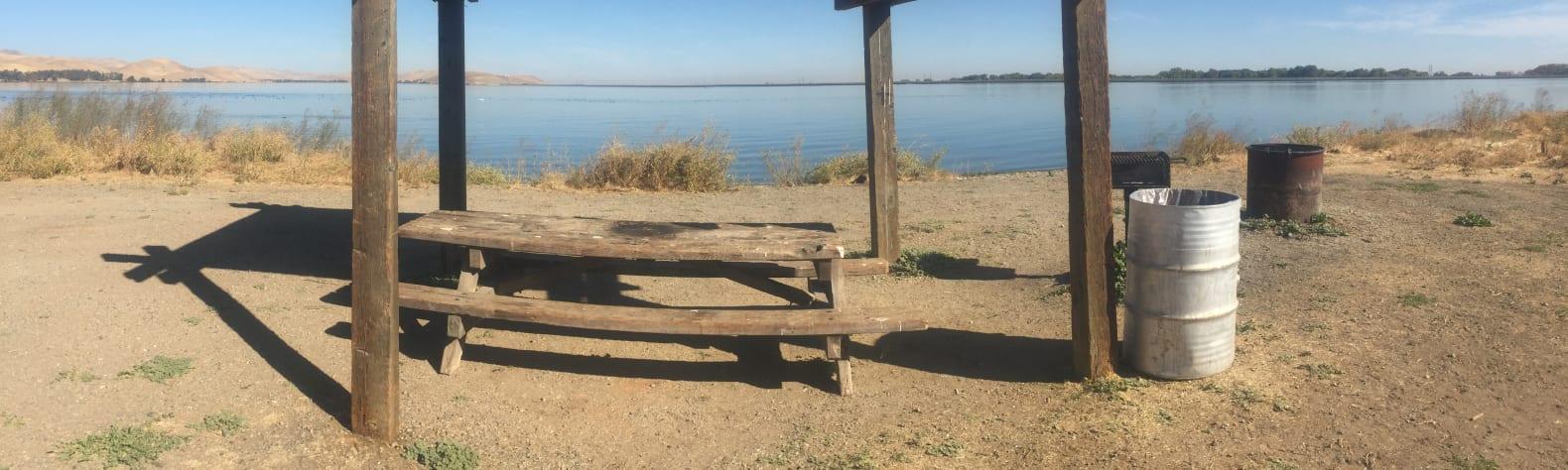 San Luis Reservoir State Recreation Area
