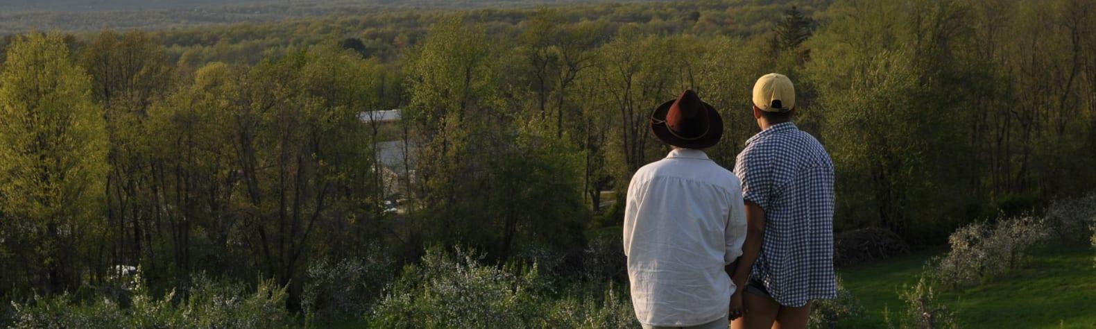 The Mountain Top @Wright's Farm