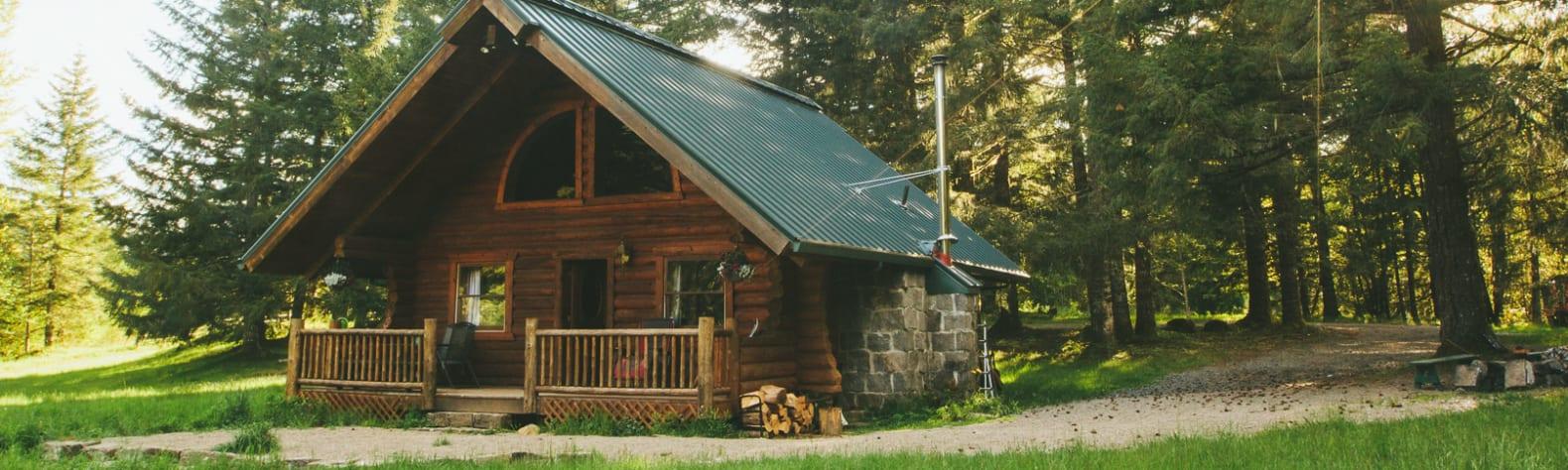 The Burke Cabin