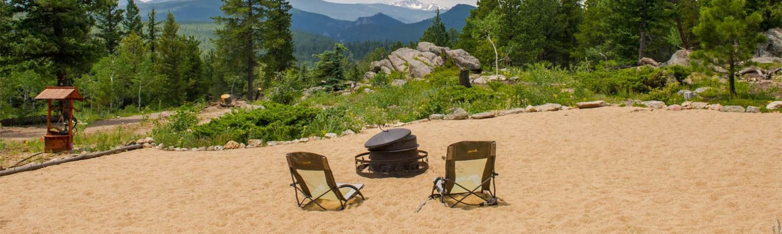 35 Acre Mountain View RV