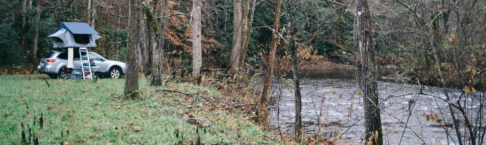 Primitive River