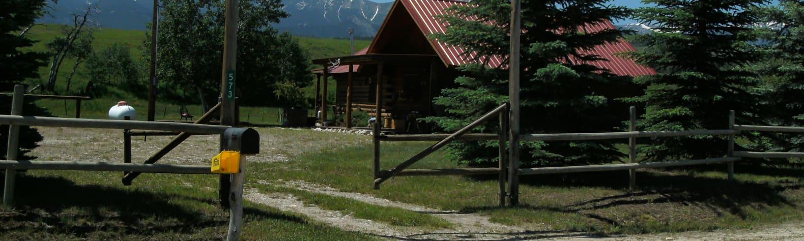 Enchanted Cabin, Stunning Views