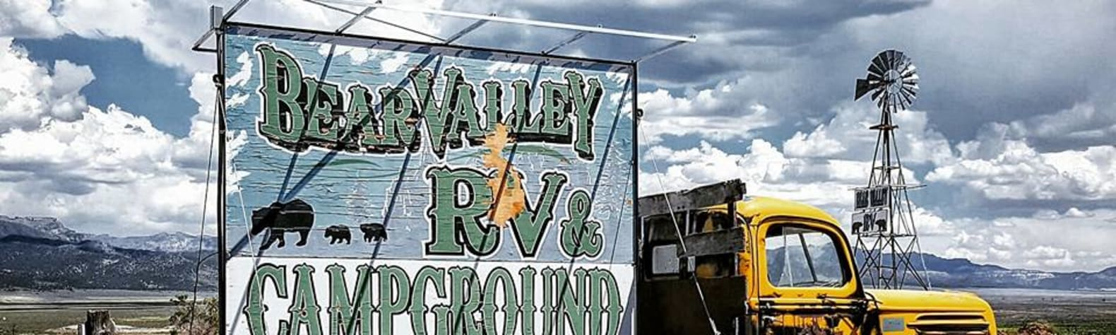 Bear Valley RV Campground