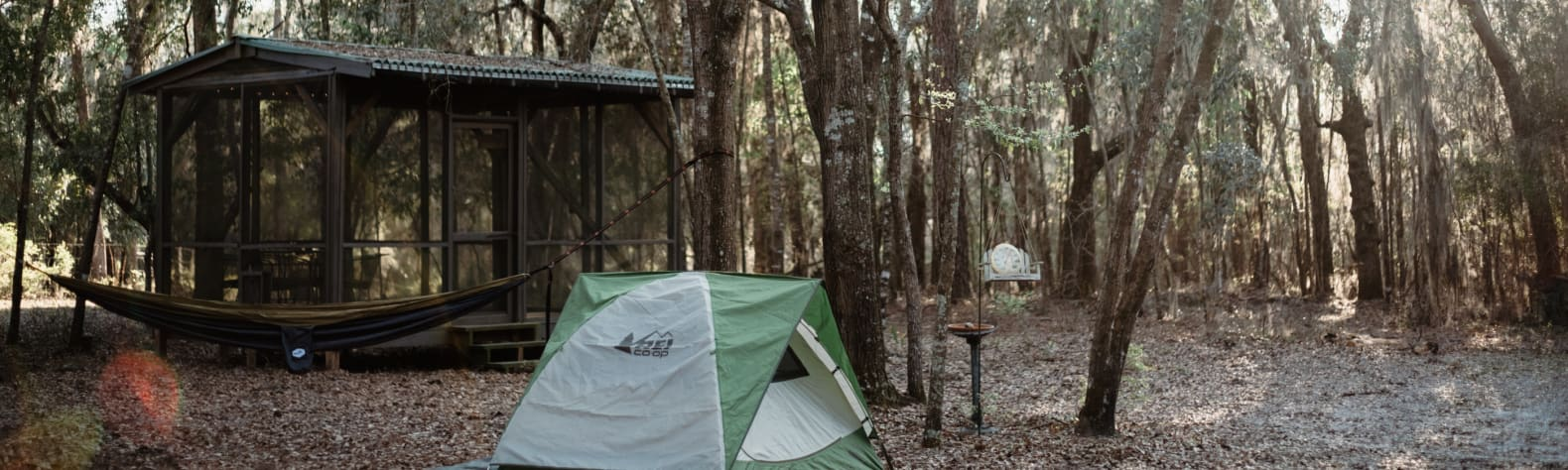Suwannee River Camp Retreat