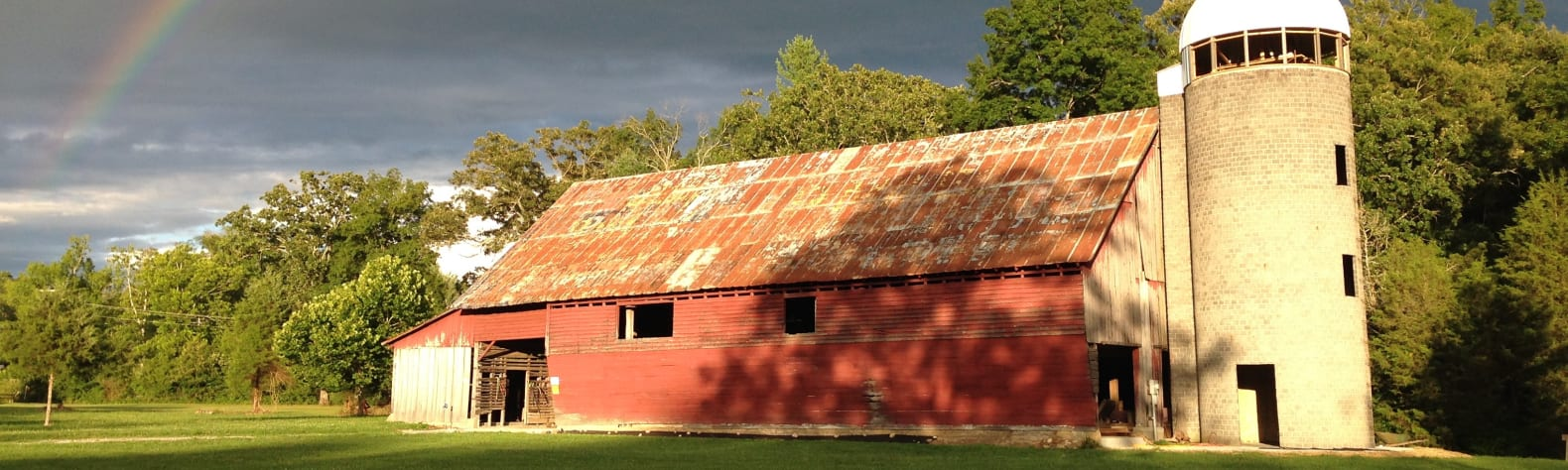 The Silo at Little River Barn