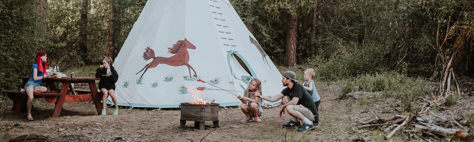 Heartline Ranch and Tipi Camp