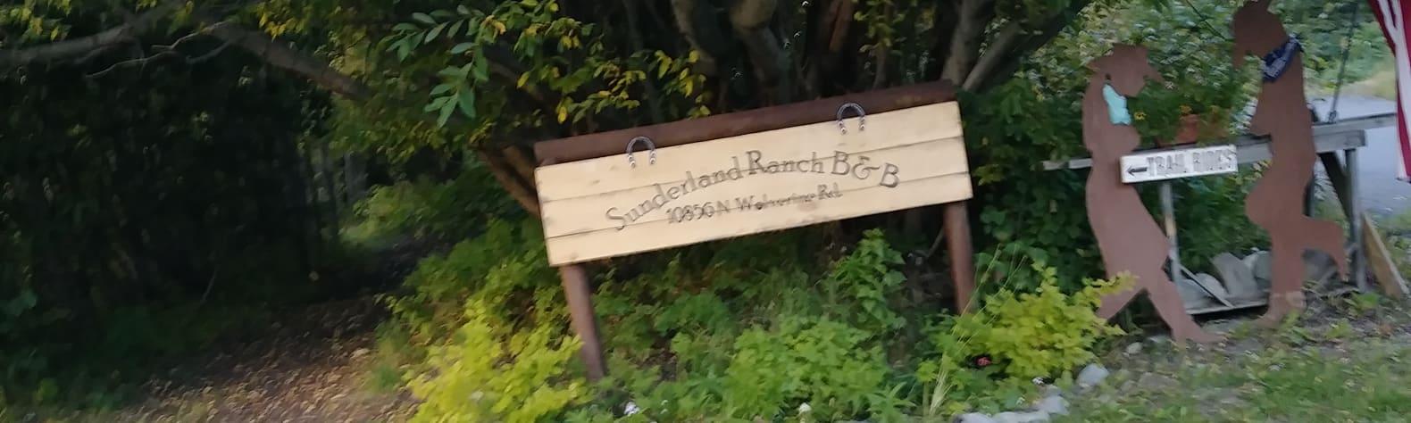 Sunderland Ranch Farm Stay