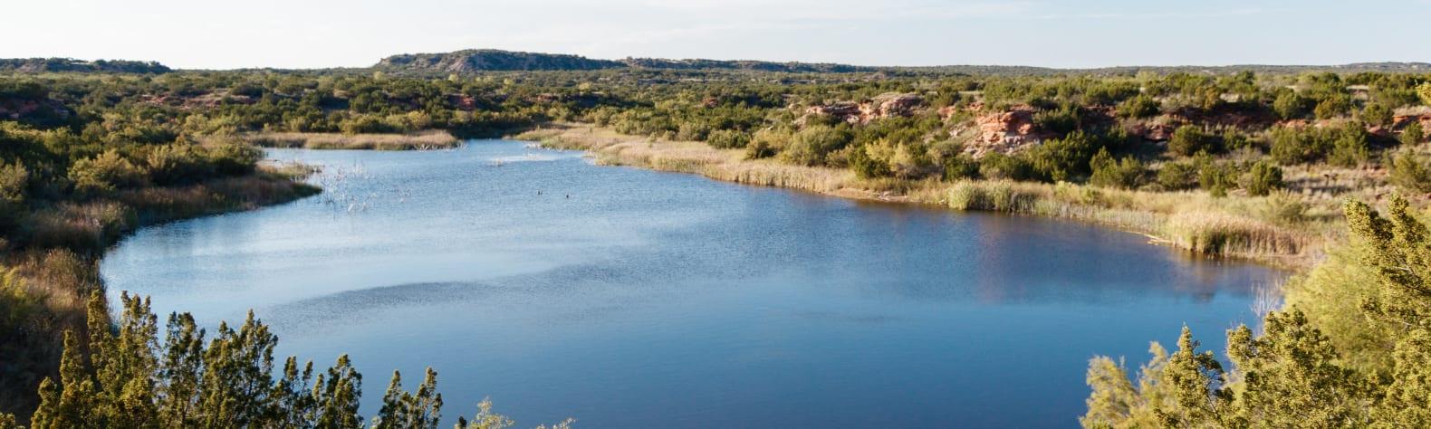 Copper Breaks State Park