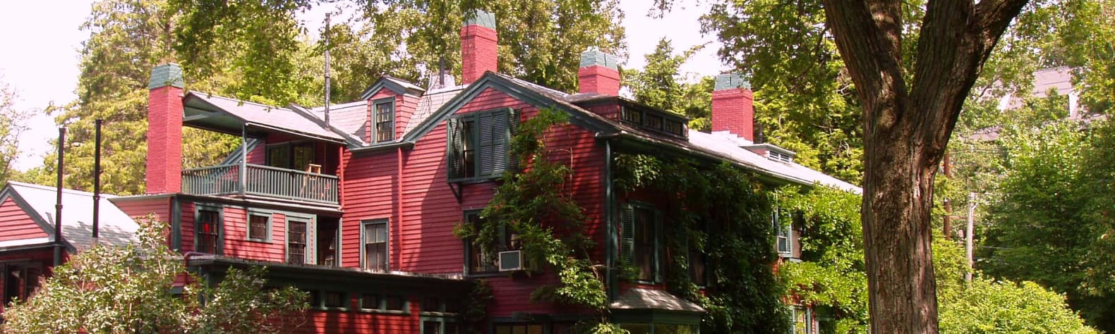 Frederick Law Olmsted National Historic Site