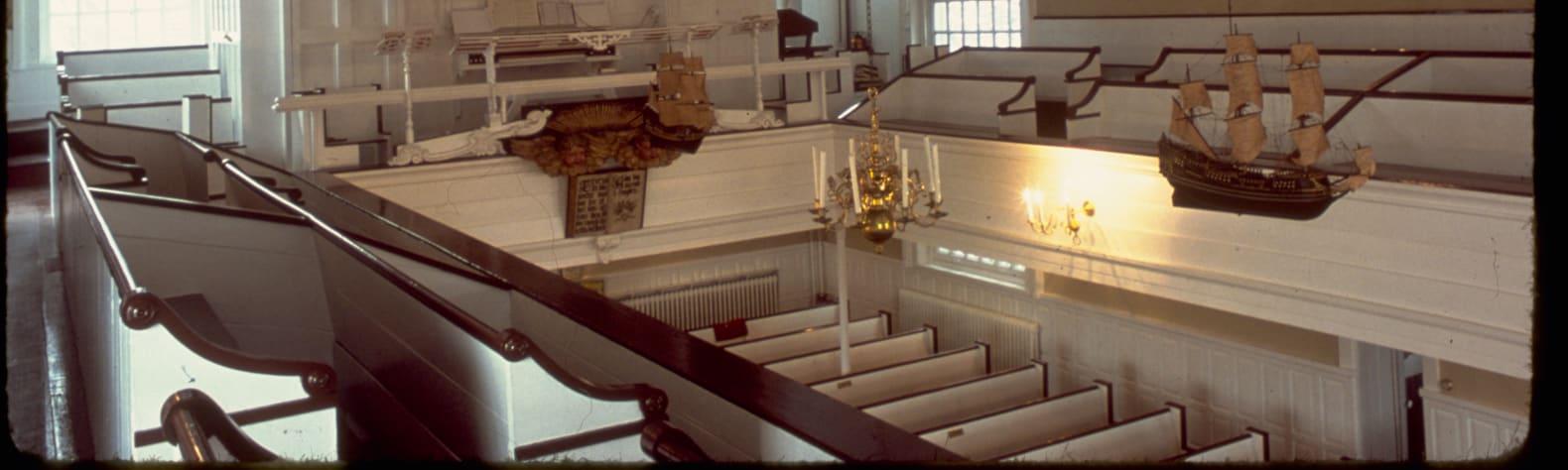 Gloria Dei Church National Historic Site