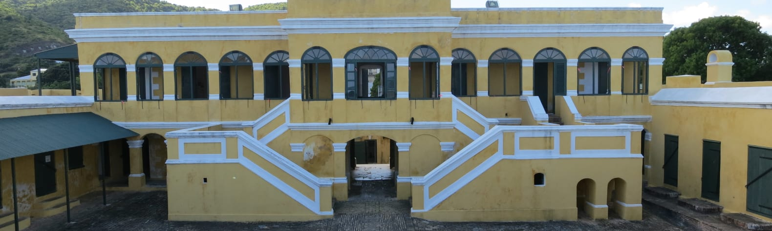 Christiansted National Historic Site