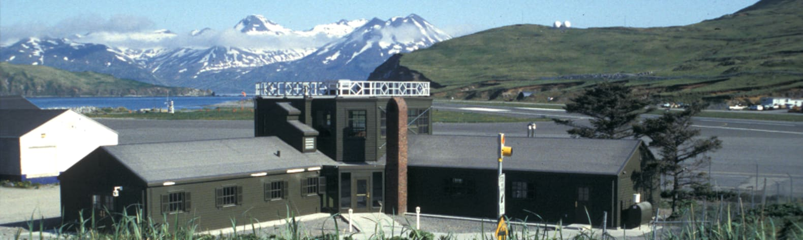 Aleutian World War II National Historic Area