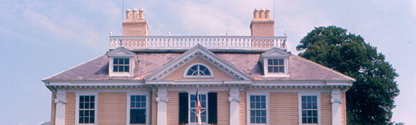 Longfellow House Washington's Headquarters National Historic Site