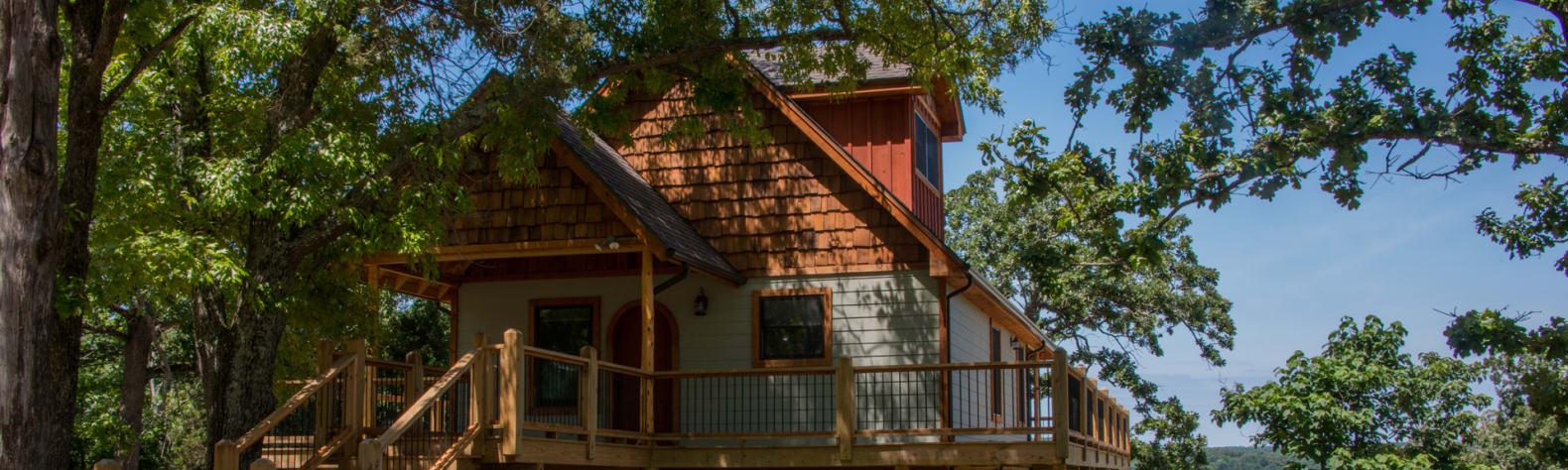 Arrowhead Ridge Treehouse