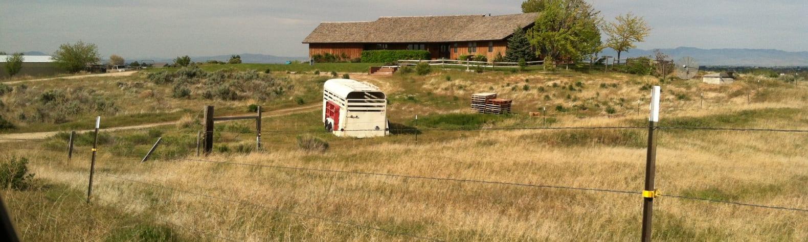 The Idaho Pioneer Farm